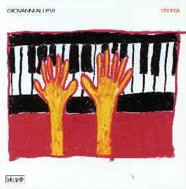 13 dita, CD cover