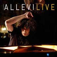 Allevi Live - Cd cover