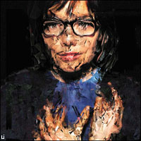 Bjork - Selmasongs cd cover