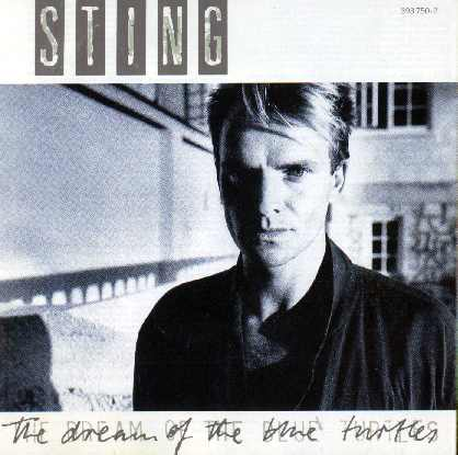 Sting - Songs from the labyrinth cd cover.
