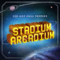 Red hot chili peppers. Stadium arcadium - cd cover