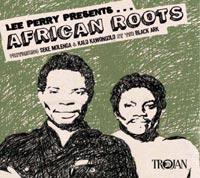 copertina di African Roots di Lee Perry