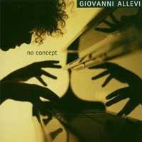 Allevi Giovanni - No concept cd cover.