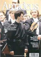 Copertina della rivista Amaseus