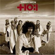 copertina di Aman Iman dei Tinariwen