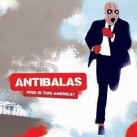 Antibalas - Who is this America? Cd cover