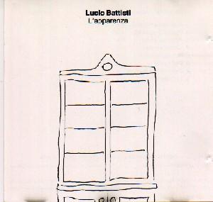 Lucio Battisti - L'apparenza, cd cover