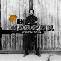 Ben Harper Both side of the gun, cd cover.
