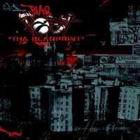 Blaq Poet - Blaqprint - CD Cover