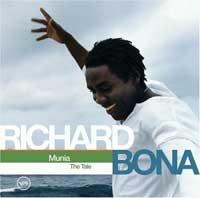 copertina di Munia di R. Bona