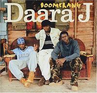 copertina di Boomerang dei Daara J