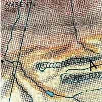 Brian Eno - Ambient 4: On land - cd cover