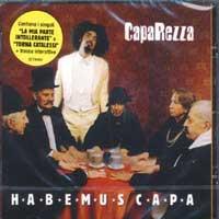 Caparezza Habemus capa - cd cover.