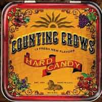 Counting Crows - Hard Candy cover del cd.