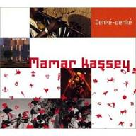 copertina di Denke Denke dei Mamar Kassey
