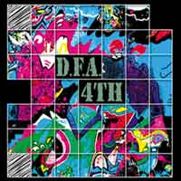 DFA - 4th. Cd cover