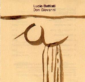 Lucio Battisti - Don Giovanni, cd cover