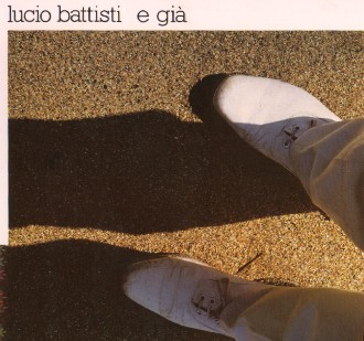 Lucio Battisti - E' gia' cover del cd