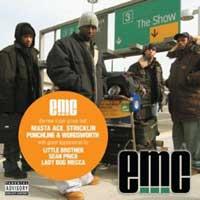 Emc - The Show. Cd cover