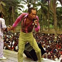 Fela Kuti Live
