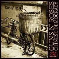 Guns and Roses - Chinese democracy cd cover