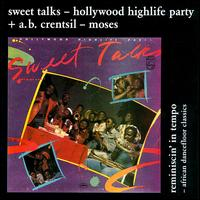 copertina di Hollywood Highlife Party degli Sweet