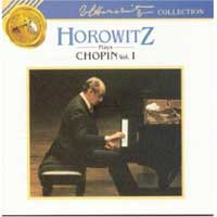 Horowitz Plays Chopin Vol. 1