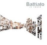 Franco Battiato - Il vuoto, cd cover.
