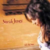 Norah Jones Feels like home recensione e copertina