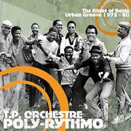 copertina di Orchestre Polyrytmo de Cotonou