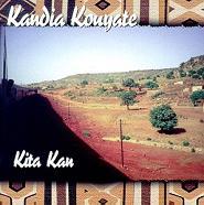 copertina di Kita Kan di Kandia Kouyate