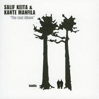 copertina di The Lost Album di Salif Keita