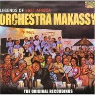 copertina di Agwaya dell'Orchestra Makassy