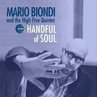 Mario Biondi - Handful of soul . Cd cover.