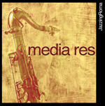 copertina del disco Media Res dei Media Res