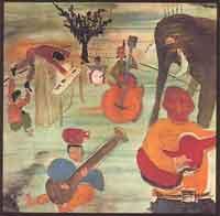 Copertina di Music from Big Pink