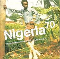 copertina di Nigeria 70
