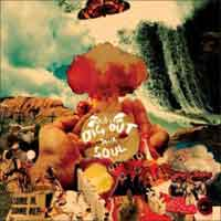 Oasis - dig out your soul. Cd cover