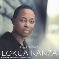 copertina di Plus Vivant di Lokua Kanza