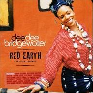 copertina di Red Earth di Dee Dee Bridgewater