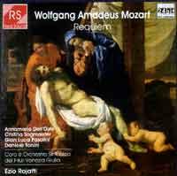 Mozart - Requiem cd cover